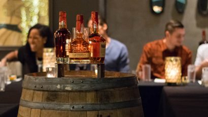 Maker's Mark Whisky Dinner 2geekswhoeat.com #whisky #makersmark