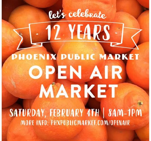 Phoenix Public Market Open Air Market 12 Years