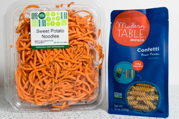 Pasta Alternatives from Whole Foods Market 2geekswhoeat.com