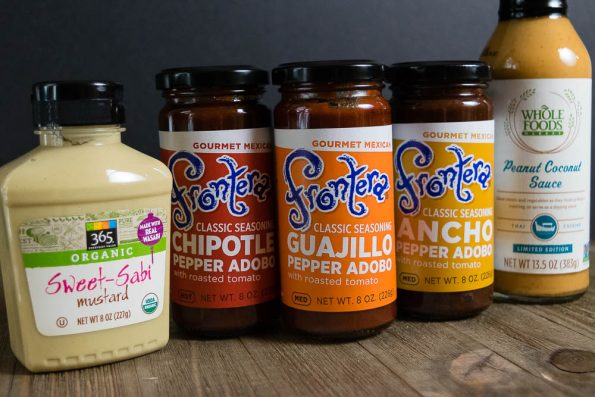 Creative Condiments from Whole Foods Market 2geekswhoeat.com