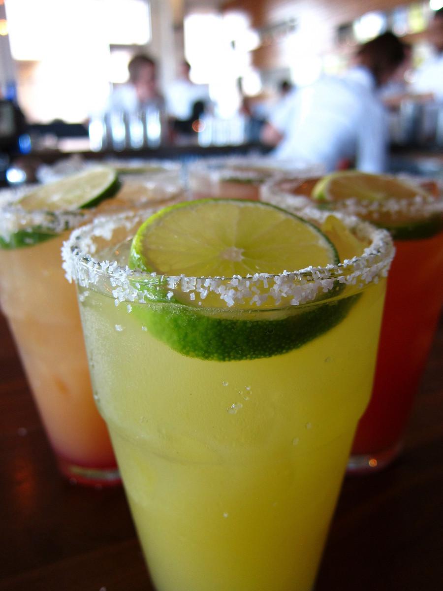 Blanco National Margarita Day