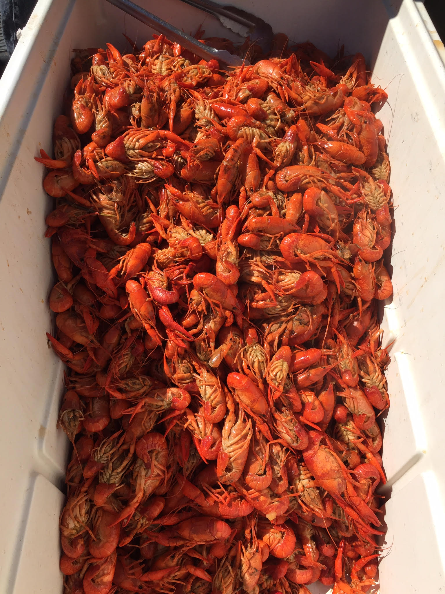 Flavors of Louisiana Crawfish
