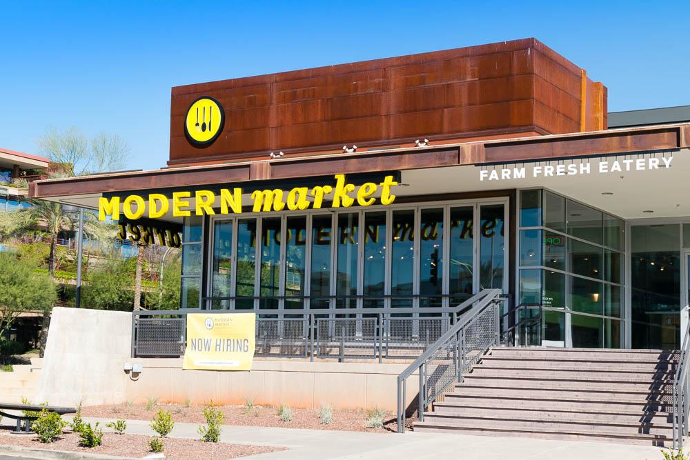 Modern Market Exterior 2geekswhoeat.com