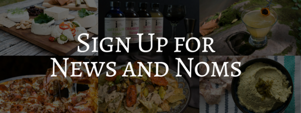 Sign Up for News and Noms