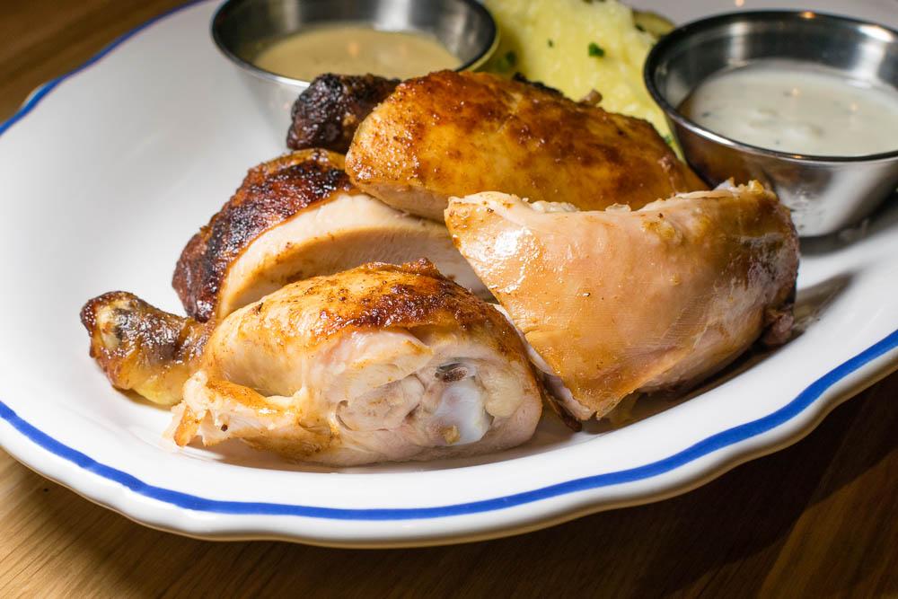Rocky Free Range Chicken