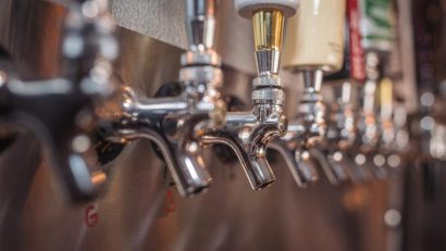 Sip Coffee & Beer Tap Take Over