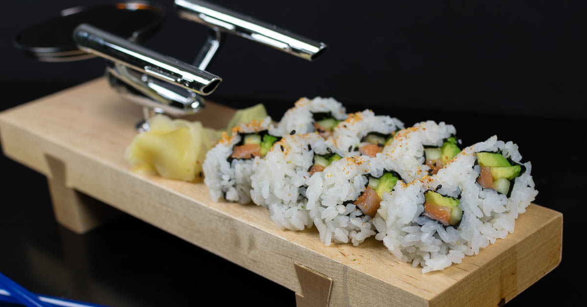 Sushi | Sushi Recipe | DIY | The Geeks are sharing their tips, tricks, and filling ideas for delicious homemade sushi! [sponsored]