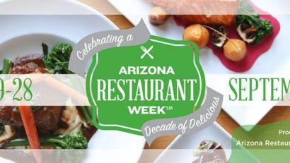 Arizona Restaurant Week 2017