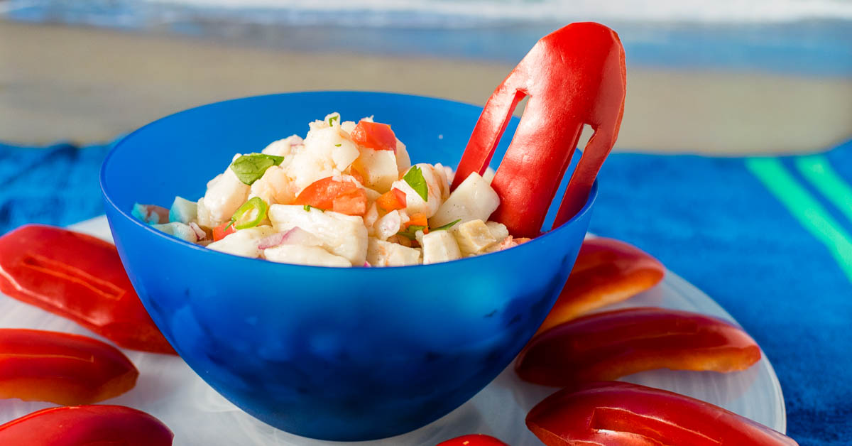 """Seafood Recipes 