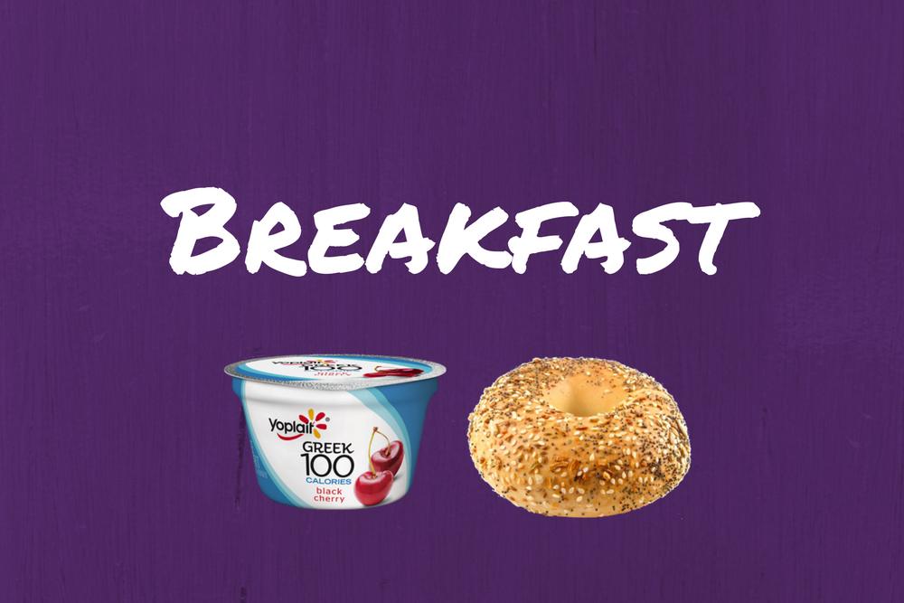 con breakfast