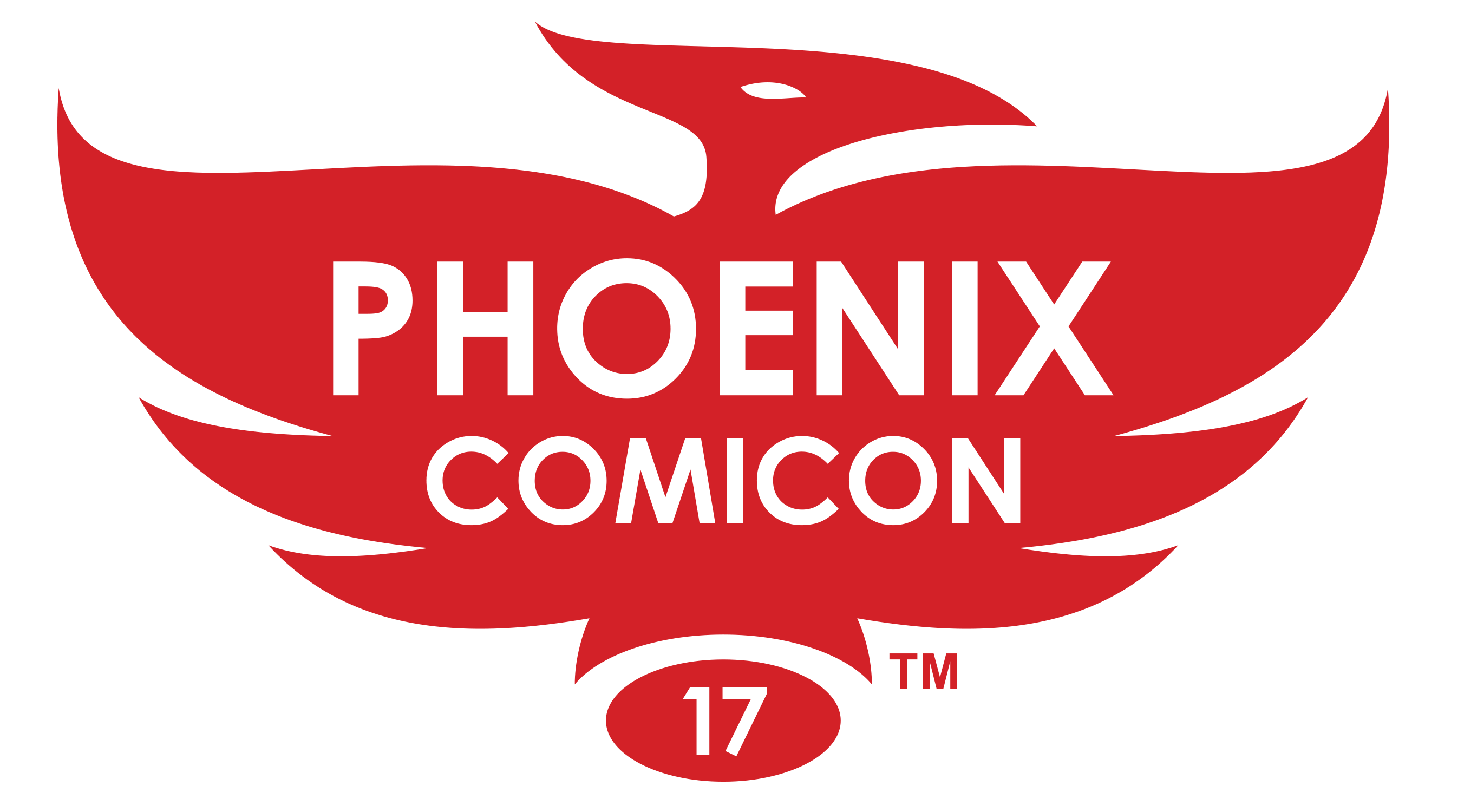 Phoenix Comicon 2017 Logo