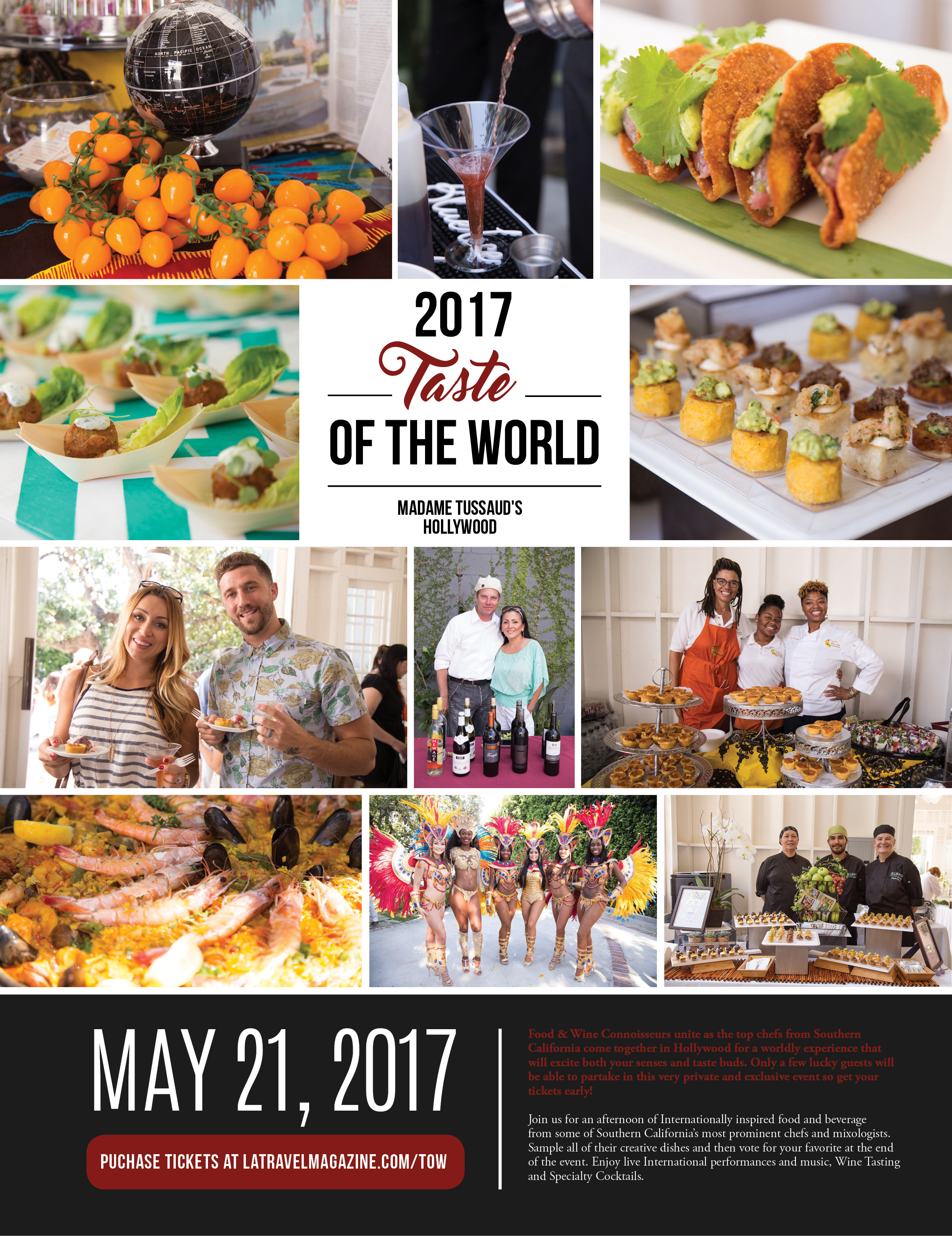Taste of the World 2017