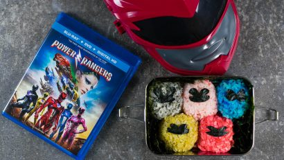 Power Rangers | Onigiri | Movie Recipes | Taking inspiration from its Japanese roots, The Geeks have created a guide for making Power Rangers themed onigiri for the Blu-ray release of the film. 2geekswhoeat.com