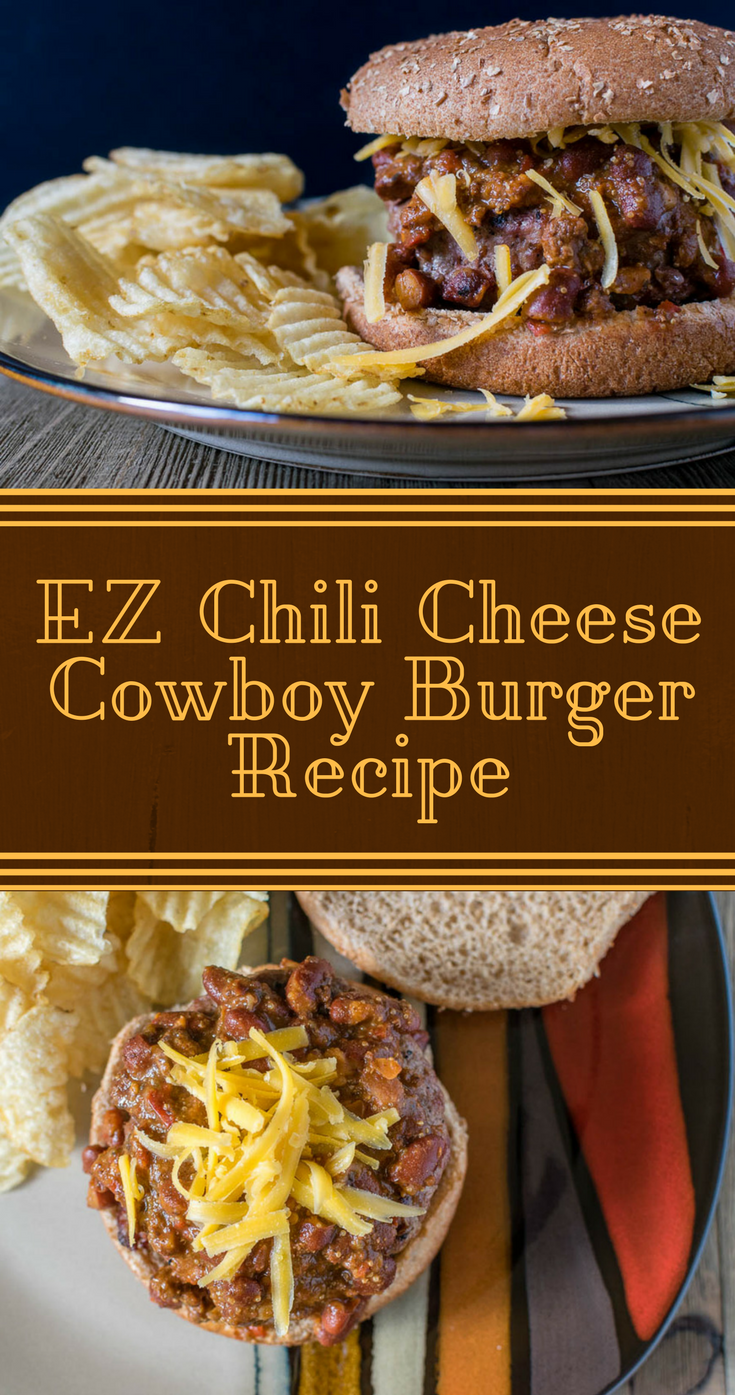 BBQ Recipes | Grilling | Burger Recipes | The Geeks have created their final recipe for Whole Foods Market's Burger Bash! Check out their EZ Chili Cheese Cowboy Burger Recipe! [sponsored] 2geekswhoeat.com