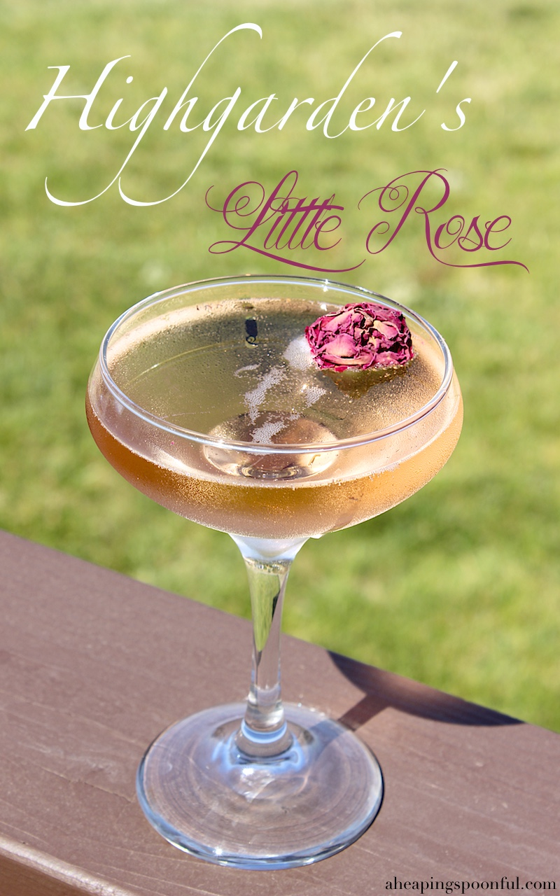 Highgarden's Little Rose by A Heaping Spoonful