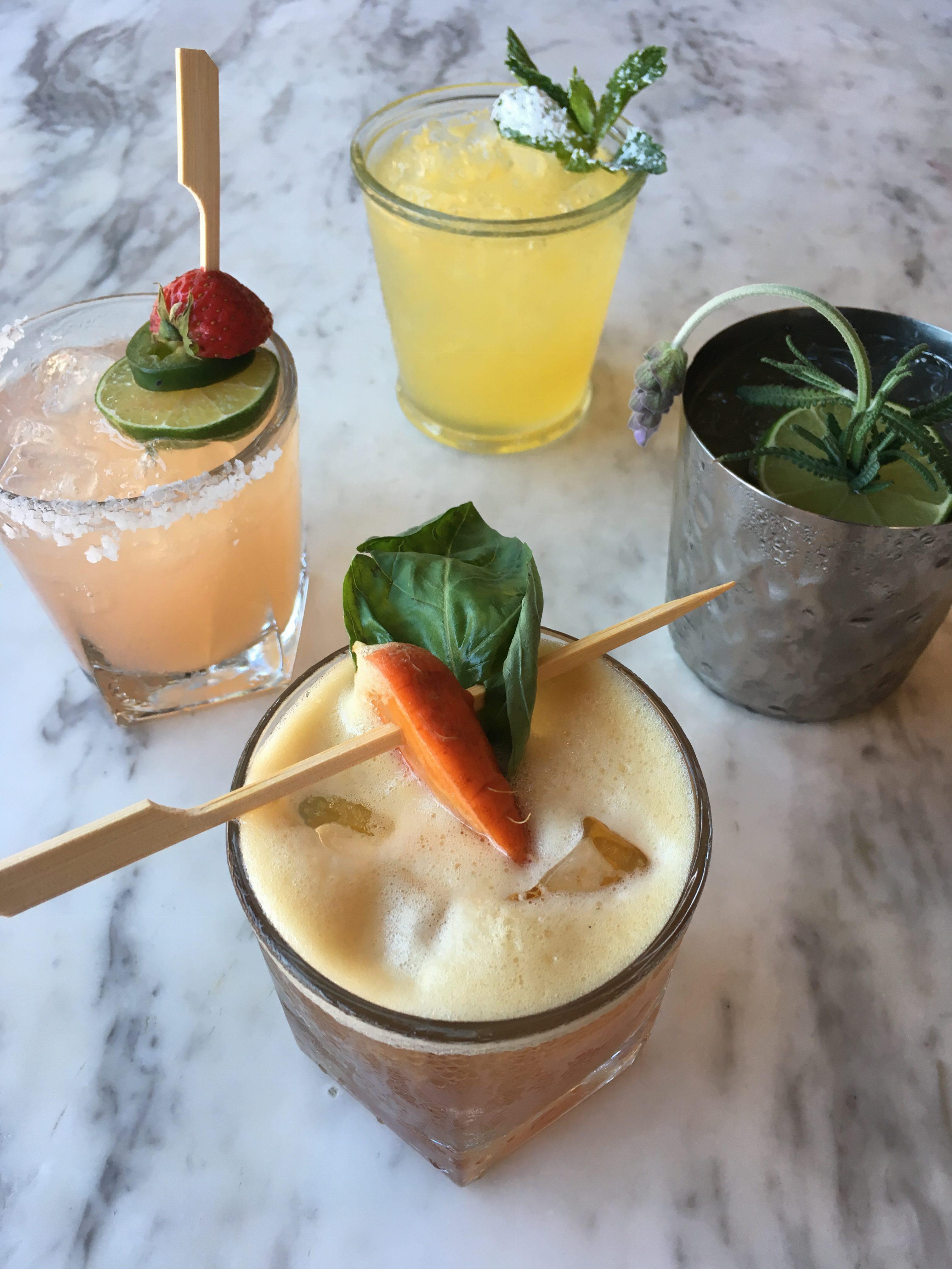 Searsucker San Diego SDCC Cocktails