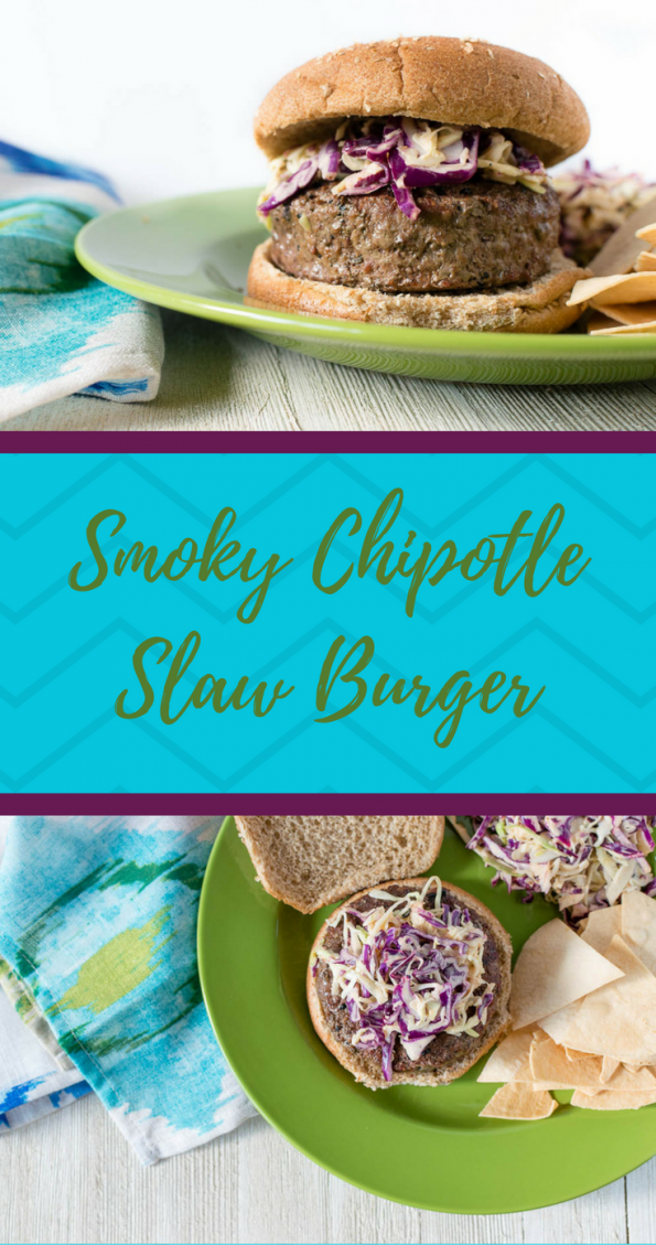 BBQ Recipes | Grilling | Burger Recipes | The Geeks have partnered with Whole Foods Market to create 5 burgers perfect for summer. The fourth burger is their Smoky Chipotle Slaw Burger! [sponsored] 2geekswhoeat.com