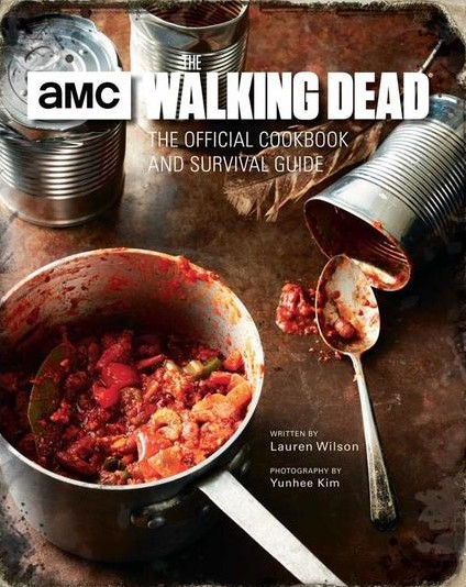 Walking Dead Cookbook