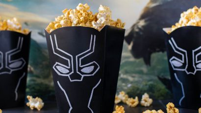 Black Panther   Marvel Recipes   Comic Book Recipes   Popcorn Recipes   The Geeks celebrate the world of Wakanda and the Black Panther movie with a Berbere Spiced Popcorn recipe! 2geekswhoeat.com
