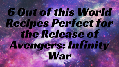 Avengers Recipes | Avengers: Infinity War | Marvel Recipes | The Geeks have compiled 6 recipes, including their popular Berbere Popcorn, perfect for the release of one of 2018's most anticipated movies, Avengers: Infinity War. 2geekswhoeat.com