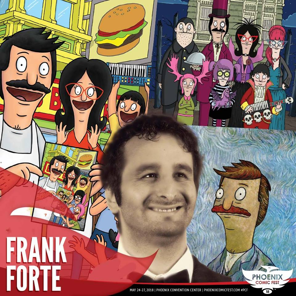 Frank Forte PCF 2018