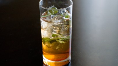 The Wise Scottsman craft cocktail