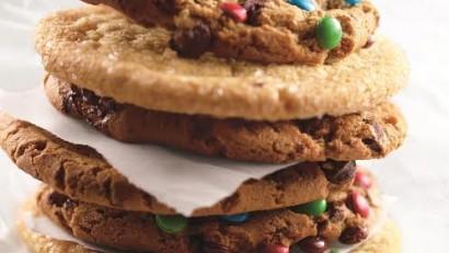 Corner Bakery Cafe Cookies