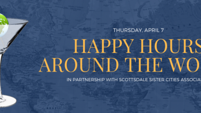 Happy Hours Around the World