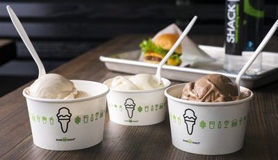 Mother's Day Shake Shack Custard Trio