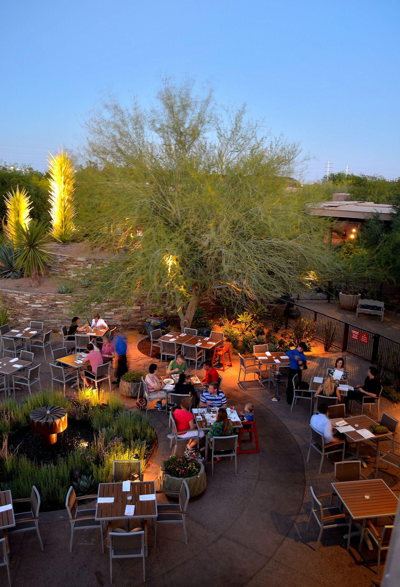 Dine at the Desert Botanical Garden\'s Gertrude\'s this Mother\'s Day ...