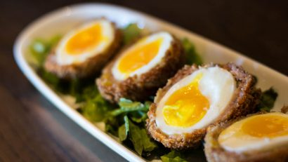 Thirsty Lion Scotch Eggs