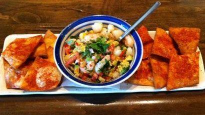 Taco Guild Ceviche