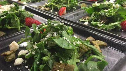 Clase Azul Salads