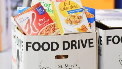 St. Marys Food Drive