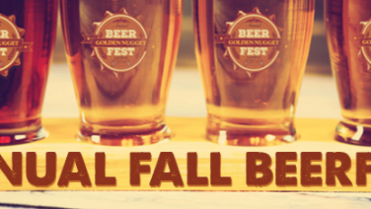 Golden Nugget Fall Beerfest