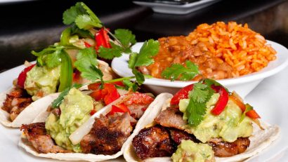 Hussong's Cantina Tacos