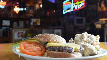 Texaz Burger