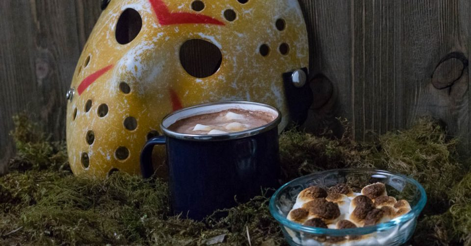Not Your Mother's Snacks: A Friday the 13th Inspired Pairing