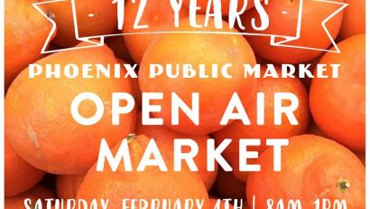 Open Air Market 12 Years