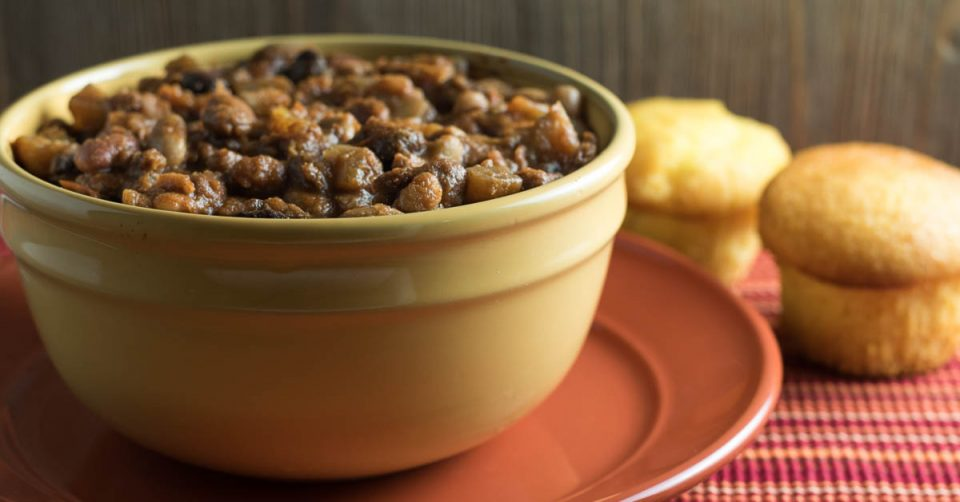 Winter Vegetable Slow Cooker Chili is a quick and vegan recipe perfect for the chilly winter months! 2geekwhoeat.com #vegan #slowcooker