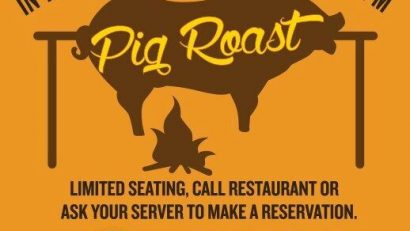 Central Kitchen Pig Roast