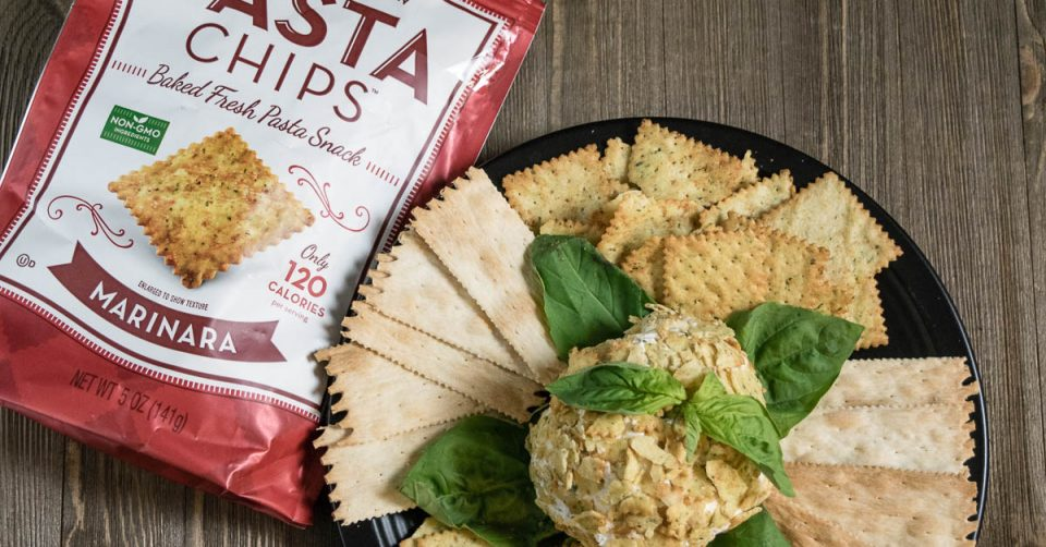 This Easy Italian Style Basil Cheese Ball is perfect for any party or even Game Day! 2geekswhoeat.com #Recipe #Appetizer