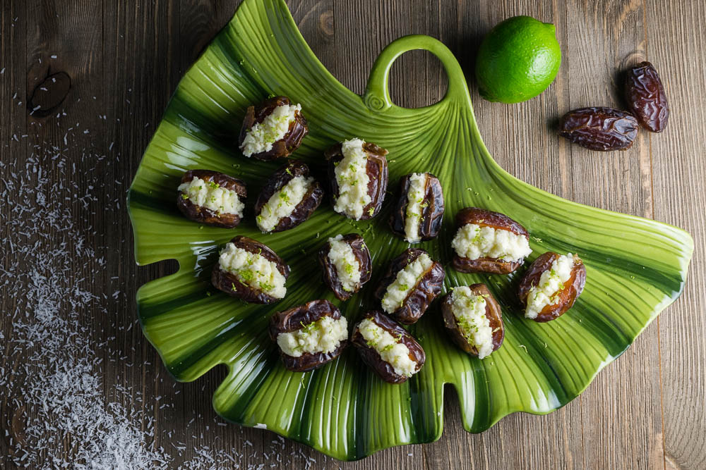 Lyric lime and the coconut lyrics : Coconut-Lime Stuffed Dates: A Moana Inspired Recipe - Geeks Who Eat