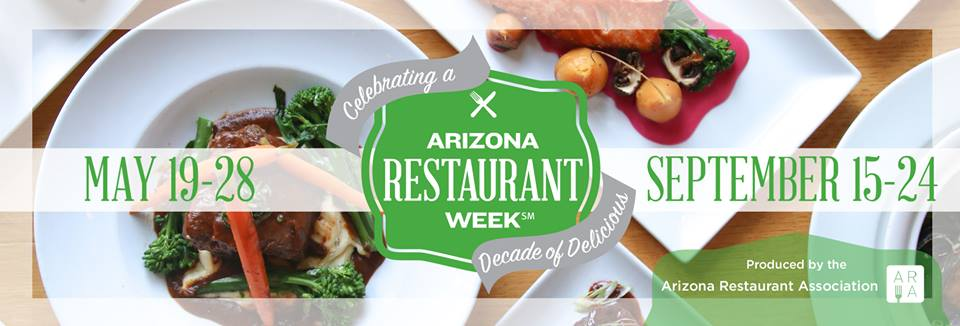 Arizona Restaurant Week 2017
