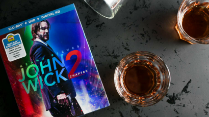 Shot Recipes | John Wick | Movie Recipes | The Geeks have created an action packed shot called the Excommunicato inspired by John Wick Chapter 2! 2geekswhoeat.com