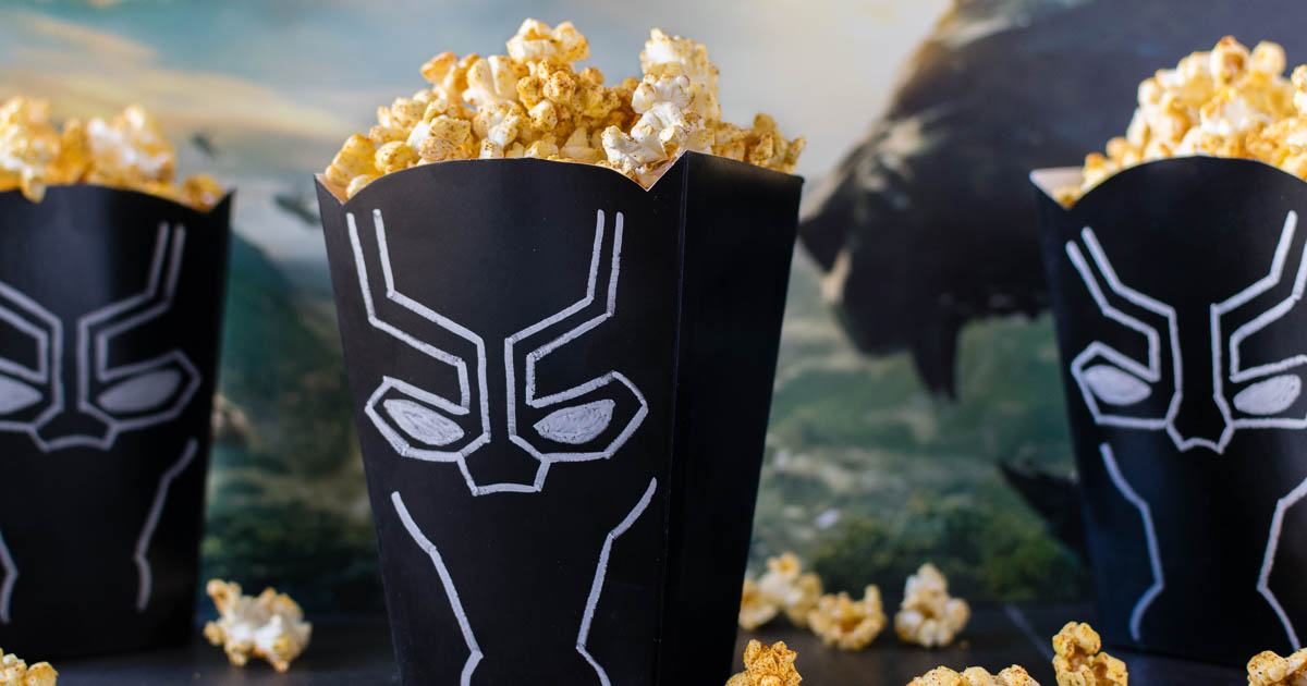 Berbere Spiced Popcorn: A Black Panther Inspired Recipe - Geeks Who Eat