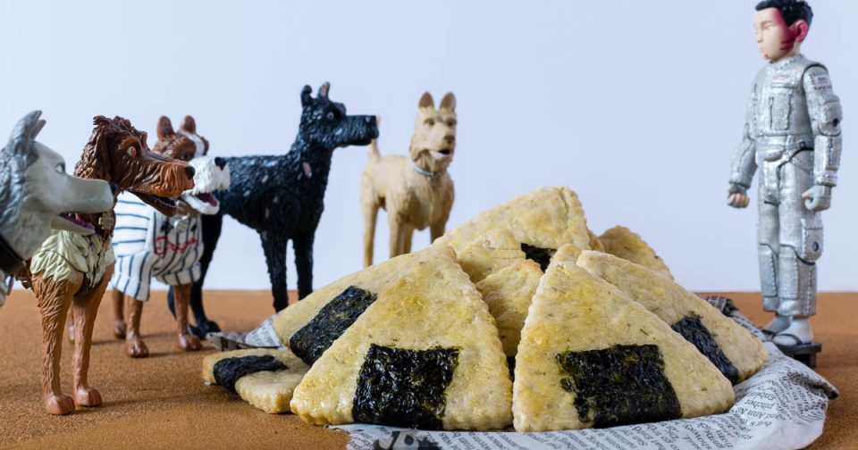 Get Ready for Isle of Dogs with These 3 Homemade Dog Treats