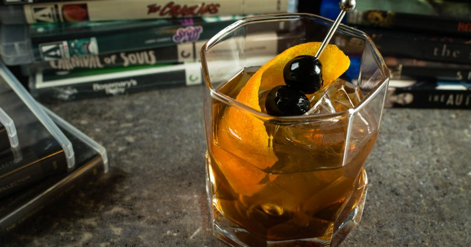 Cocktail Recipes | Classic Cocktails | The Geeks interviewed International Horror and Sci-Fi Film Festival Direct Monte Yazzie and talk about the Phoenix Film Festival and get a great recipe for an Old Fashioned. 2geekswhoeat.com