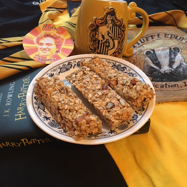 Cedric's Triwizard Champion Granola Bars