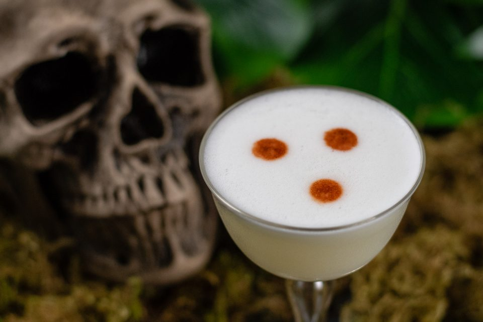 Three Dots Pisco Sour: A Recipe Inspired by The Predator